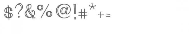 momos font Font OTHER CHARS