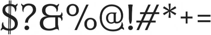 Mr Darcy Regular otf (400) Font OTHER CHARS