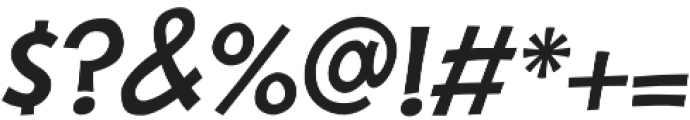 Mr Konky Italic otf (400) Font OTHER CHARS