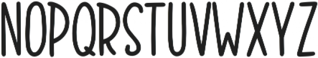 Mr Stretch otf (400) Font UPPERCASE