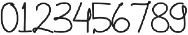 Mr_Haikal otf (400) Font OTHER CHARS