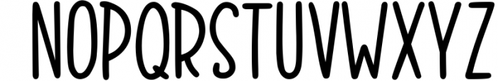 Mr. Stretch & Mr. Stout Font Duo 1 Font UPPERCASE