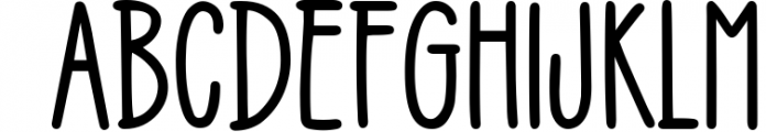 Mr. Stretch & Mr. Stout Font Duo 1 Font LOWERCASE