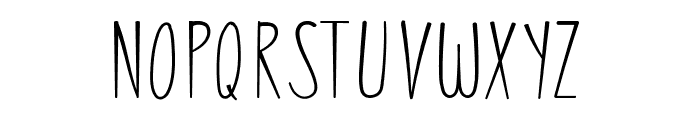 MRF- Pixeldust Font UPPERCASE