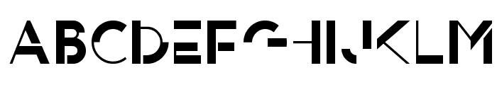 Mr. Mephistopheles Font LOWERCASE