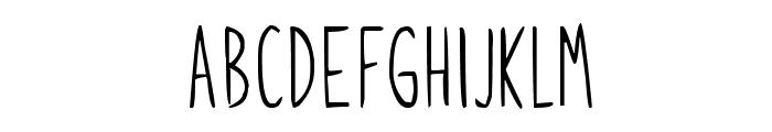 Mr. Mogollon Font UPPERCASE