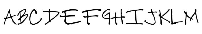 Mr. Ortiz Font UPPERCASE
