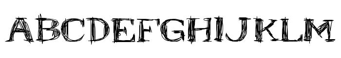 Mr.B Font LOWERCASE
