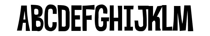 MrBubbleFont Font UPPERCASE