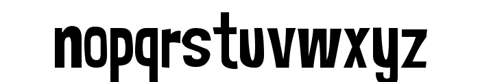 MrBubbleFont Font LOWERCASE