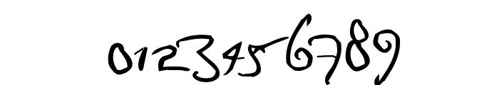 MrKlein Font OTHER CHARS