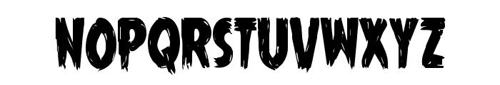 Mrs. Monster Condensed Font LOWERCASE
