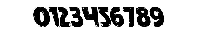 Mrs. Monster Leftalic Font OTHER CHARS