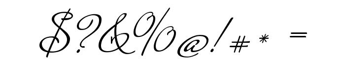 Mrs Saint Delafield Regular Font OTHER CHARS