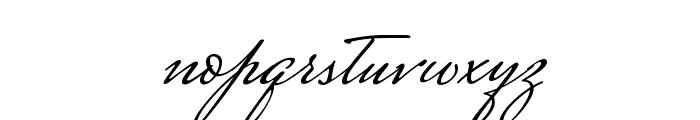 Mrs Saint Delafield Regular Font LOWERCASE