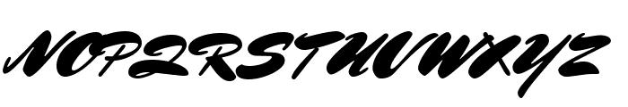 MrsSheppards-Regular Font UPPERCASE