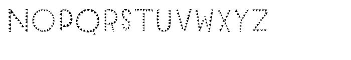 Mr Cyrk FillTwo Font LOWERCASE