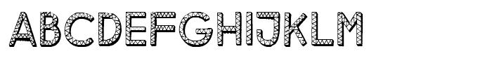 Mr Cyrk Regular Font UPPERCASE