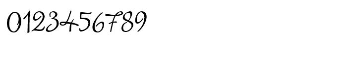 Mr Keningbeck Regular Font OTHER CHARS