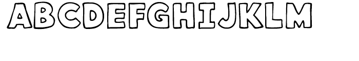 Mr Mamoulian Drudgery Font UPPERCASE