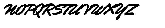 Mr Stalwart Regular Font UPPERCASE