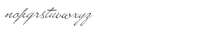 MrBlaketon Regular Font LOWERCASE