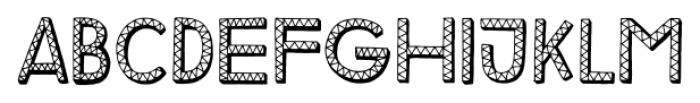 Mr Cyrk Regular Font LOWERCASE