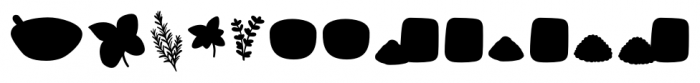 Mr Foodie Other Back Font LOWERCASE
