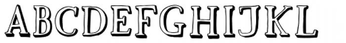 Mr Anteater Regular Font UPPERCASE