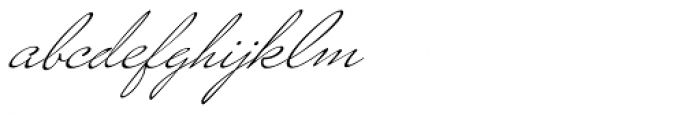 Mr Blaketon Pro Font LOWERCASE