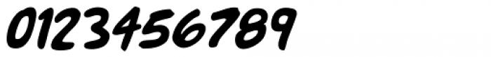 Mr. Brunch FT Medium Oblique Font OTHER CHARS