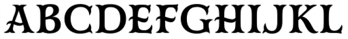 Mr Darcy Bold Font UPPERCASE