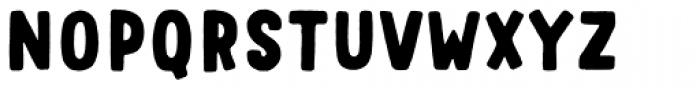 Mr Dodo Medium Rounded Font UPPERCASE