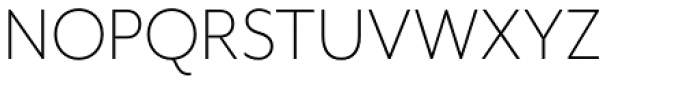 Mr Eaves Mod Light Font UPPERCASE