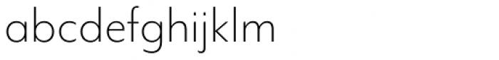 Mr Eaves Mod Light Font LOWERCASE