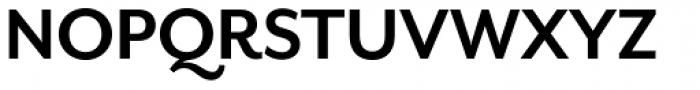Mr Eaves XL Sans Bold Font UPPERCASE