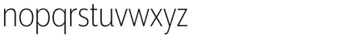 Mr Eaves XL Sans Nar Light Font LOWERCASE