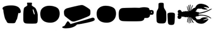 Mr Foodie Animal Prod Back Font OTHER CHARS
