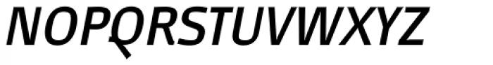 Mr Jones Medium Italic Font UPPERCASE