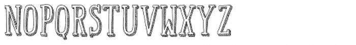 Mr Lucky Font UPPERCASE