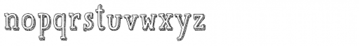 Mr Lucky Font LOWERCASE