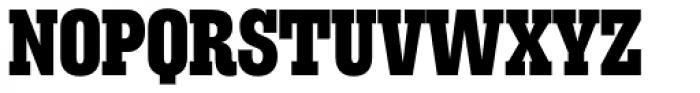 Mr Palker Dad Condensed Bold Font UPPERCASE