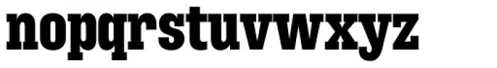 Mr Palker Dad Condensed Bold Font LOWERCASE