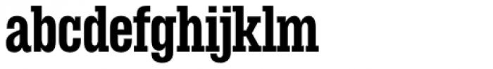 Mr Palker Dad Condensed Demi Bold Font LOWERCASE
