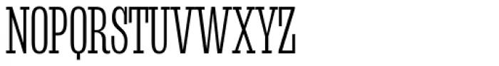 Mr Palker Dad Condensed Light Font UPPERCASE