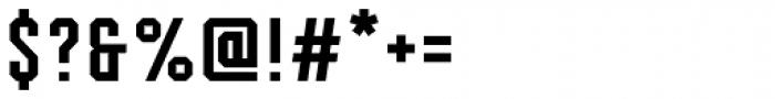 Mr Robot Font OTHER CHARS