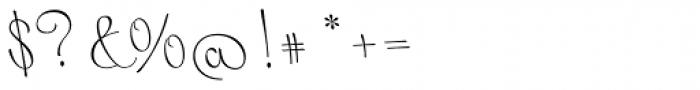 Mr Sopkin Font OTHER CHARS
