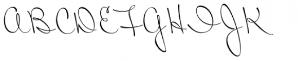 Mr Sopkin Font UPPERCASE