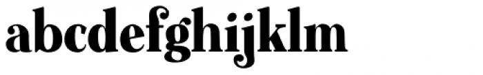 Mrs Keppel Black Font LOWERCASE