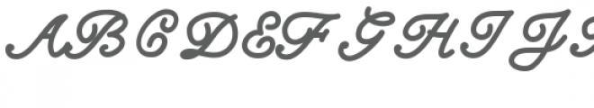 mr. claus font Font UPPERCASE